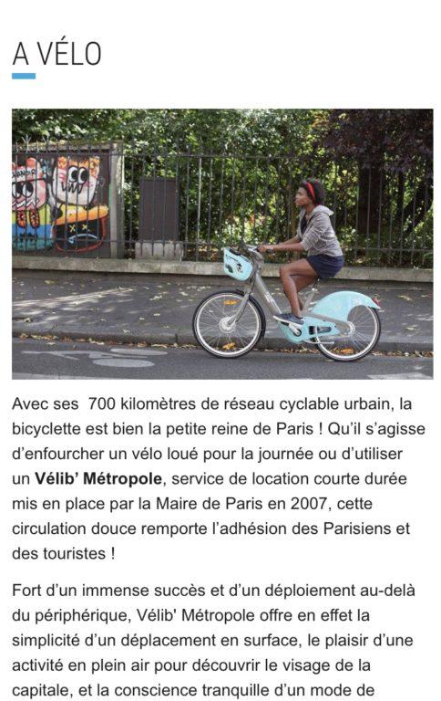 パリでエコ旅、始めてみませんか?