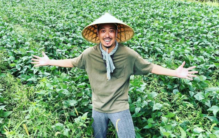"""【SDGs インタビュー】(後編)世界を農でオモシロクする、the CAMPus """"校長""""井本さん"""