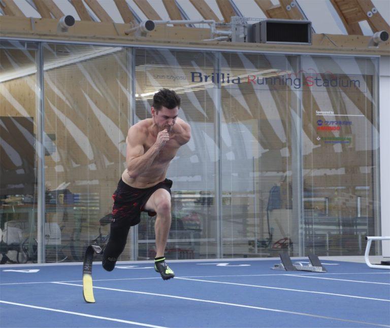 スポーツは今新たなゾーンへ、競技用義足が目指す「最速」と「楽しさ」