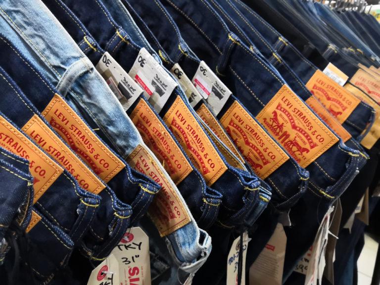 【アメリカ】リーバイス、古着の買取・再販ウェブサイト開設。サーキュラーエコノミー化推進